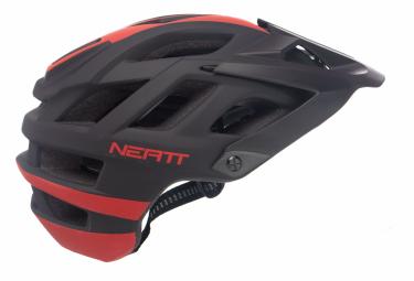 Casque VTT Neatt Basalte Expert Noir Rouge