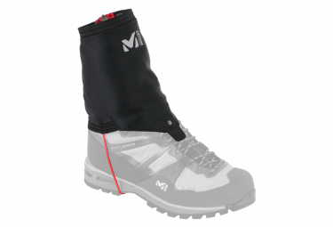 Guêtres Millet Elevation Gaiter Black Unisex
