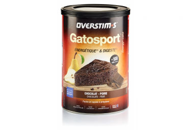 OVERSTIMS Sports Cake GATOSPORT Chocolate Pear 400g