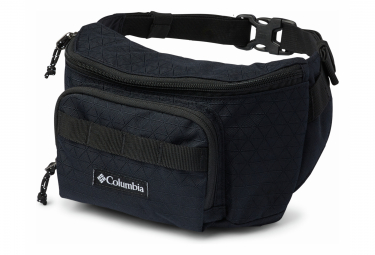 Columbia Zigzag Hip Pack Black Unisex