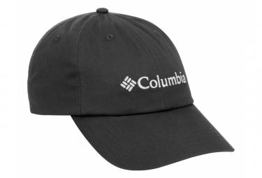 Casquette Columbia Roc II Noir Blanc Unisex