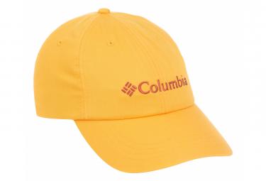 Cap Columbia Roc II Yellow Red Unisex