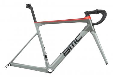 Kit Cadre BMC Teammachine SLR01 Gris/Rouge 2020