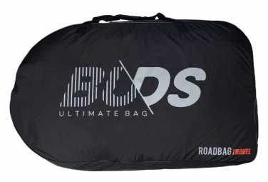 V lo Buds Roadbag Travel Cover Padded Black