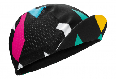 Assos Fastlane Rock Cap Black Booster Multicolor