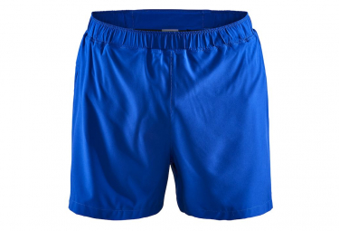 Craft Shorts Essence 5 Azul Hombre Xl