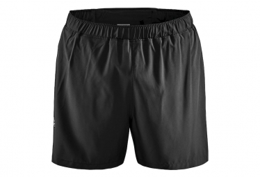 Craft Shorts Essence 5 Black Hombre Xl