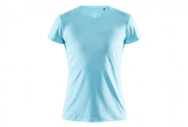 Camiseta De Manga Corta Craft Essence Blue Para Mujer L