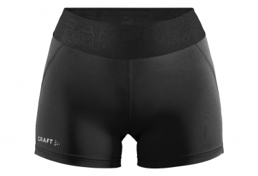 Craft Mini Shorts Essence Negro Mujer Xs