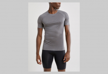 Maillot manches courtes Craft Nanoweight Gris Homme