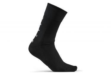 Craft High Socks Training Pack Black White Unisex