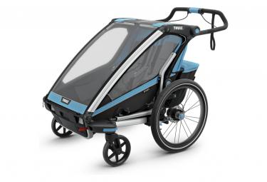 Remorque à Enfant Thule Chariot Sport 2 Bleu Noir