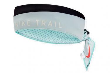 Bandana Nike Trail Cooling Vert Noir