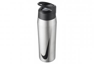 Bidon Hypercharge Nike 710 ml Argent