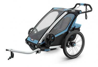 Thule Chariot Sport Trailer Thule Blue Black