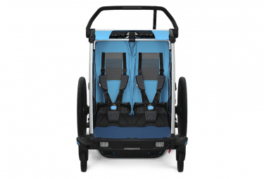 Remorque à Enfant Thule Chariot Cross 2 Bleu