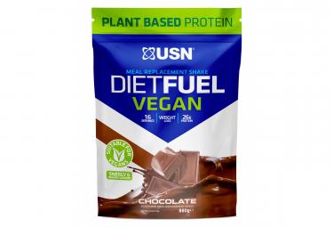Image of Proteines diet fuel vegan chocolate 880g