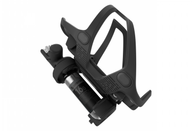 Syncros Tailor iS Cage CO2 Side Entry Bottle Cage + Multitool (19 Functions) + CO2 Nozzle Black