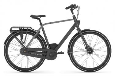 Vélo de Ville Gazelle CityGo C7 H Shimano Nexus 7V Noir / Gris 2020