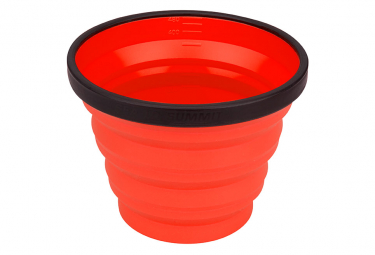 Sea To Summit X-Folding Red Mug