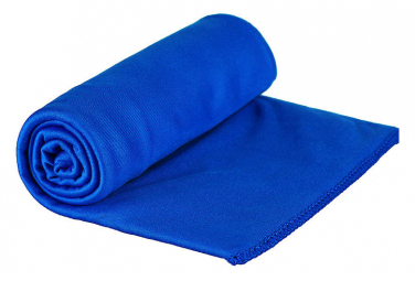 Serviette de Poche SEA TO SUMMIT Towel M Cobalt Bleu