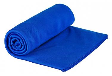 Serviette de Poche SEA TO SUMMIT Towel M Cobalt Bleu