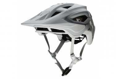 Fox Speedframe Pro Mips Helm Weiß