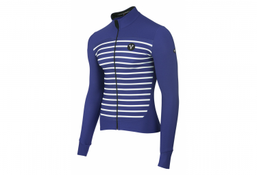 LeBram Ventoux Long Sleeves Jersey White Adjusted Fit
