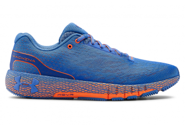 Under Armor HOVR Machina Blue Orange Mens Running Shoes