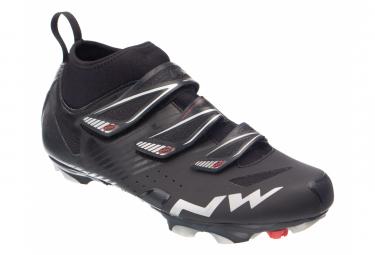 Northwave Hammer CX Matt Schwarz MTB Schuhe