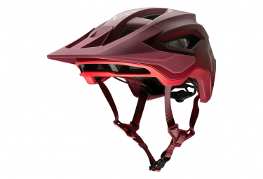 Casco Fox Speedframe Wurd Chili Red