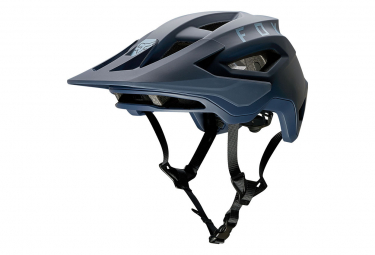 Casco Fox Speedframe Bleu