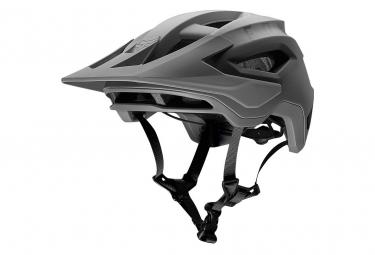 Fox Speedframe Grauer Helm