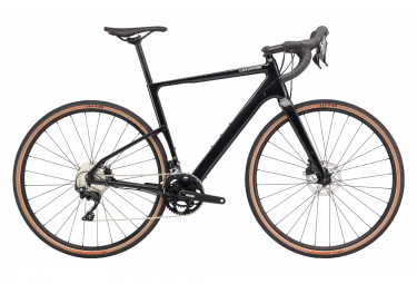 Cannondale Topstone Carbon 105 Gravel Bike Shimano 105 11S 700 mm Black Pearl 2020