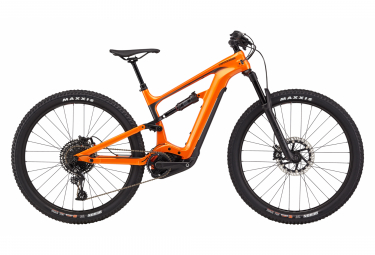 Cannondale 2020 Habit Neo 3 29 '' Elektrisches vollgefedertes Mountainbike Sram NX / SX Eagle 12V Crush