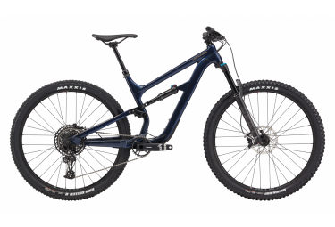 MTB Doble Suspensión Cannondale Habit 4 29'' Bleu 2020