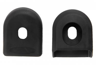 Protecciones de brazo de manivela de carbono Neatt negro