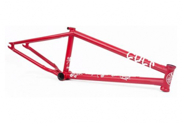 BMX Freestyle Cult Corey Walsh Red 2020 Frame