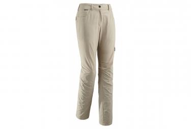Pantalon Lafuma Access Beige Mujer 42