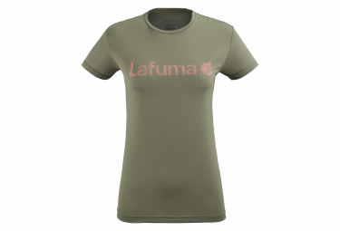 Tee shirt Lafuma Corporate Green Women