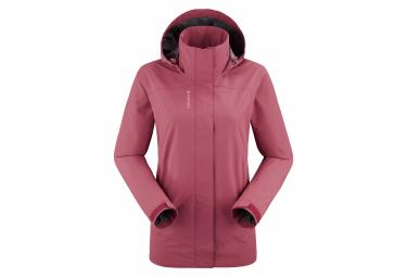 Waterproof Jacket Lafuma Way Pink Women