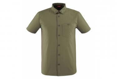 Camisa Manga Corta Lafuma Access Verde Hombre M