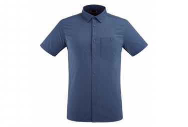 Chemise manches courtes Lafuma Access Bleu Homme