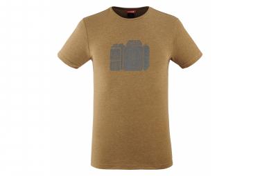 Camiseta Lafuma Adventure Marron Hombre S