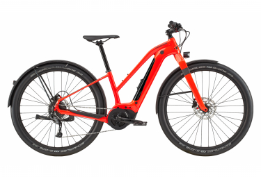 Bicicleta Ciudad Mujer Cannondale Canvas NEO 2 Rouge