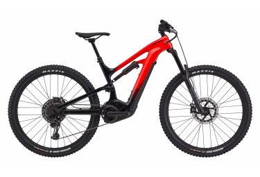 VTT Tout Suspendu Electrique Cannondale Moterra 2 29'' Sram GX/NX Eagle 12V Acid Red 2020