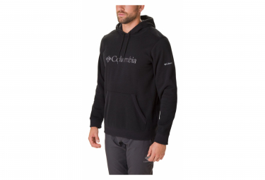 Hoodie Columbia CSC Basic Logo II Black Men