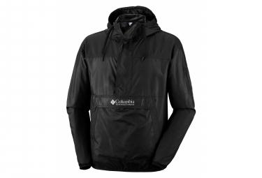 Windproof Jacket Columbia Challenger Black Men