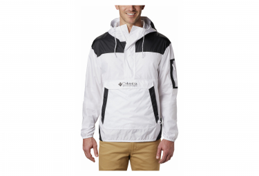 Windproof Jacket Columbia Challenger White Men