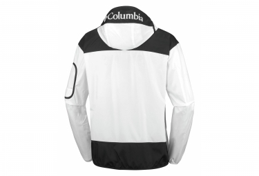 Windproof Jacket Columbia Challenger White Men